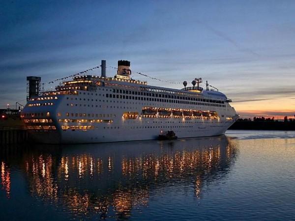 公主邮轮:八亿美金造新船,2017年可交付