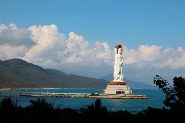 三亚南山:旅游二次创业 打造体验式深度禅修