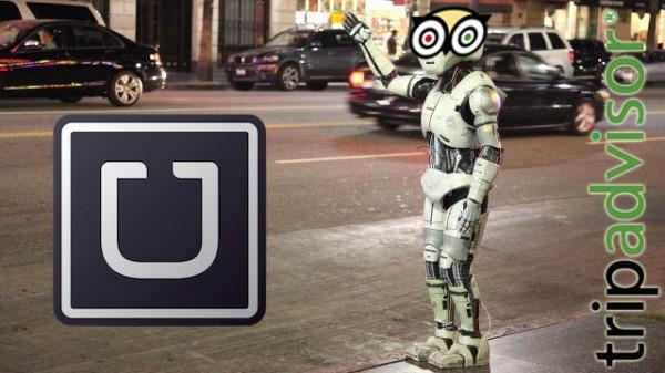 强强联手:TripAdvisor与Uber组合明星阵容