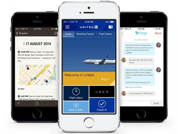 Uber:开放API 多家旅游企业伸合作橄榄枝