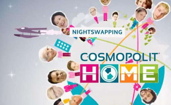 Cosmopolit Home:夜晚交换平台获260万美元