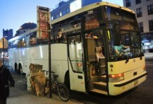 美国:旅游巴士车祸频发 呼吁装电子记录器