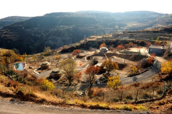 山西国信:崛围山27万平米,开发旅游地产