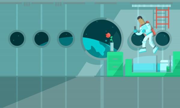 天巡:未来旅游目的地,太空水下和个性化