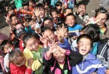 同程旅游:携手壹基金 孩子们的冬季不再冷