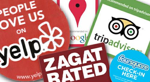 点评风暴:巨头Yelp联手TripAdvisor对抗谷歌