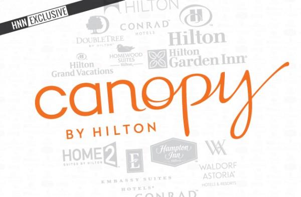希尔顿:发布新品牌Canopy 定调风尚类酒店