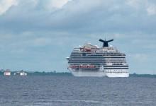 嘉年华:魔力号邮轮载埃博拉病毒监测者返航