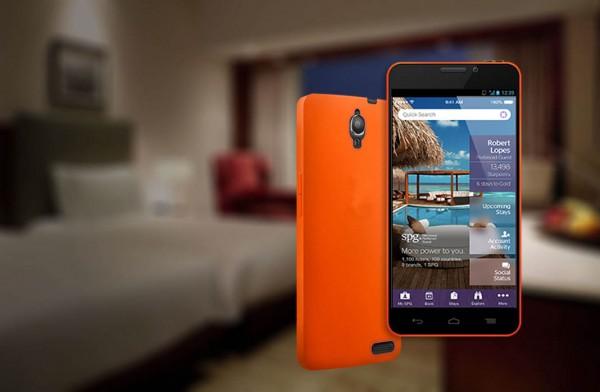 喜达屋:手机无卡登记入住 提升入住率和评级