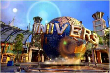 日本:环球影城和东京迪士尼之争 一明一暗