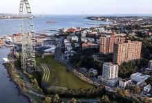 纽约:1.5亿美元摩天轮,中国投资移民出钱