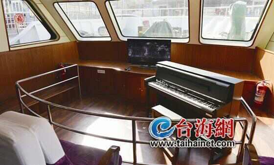 鼓浪屿:客船航线游船化 提升游客旅游体验