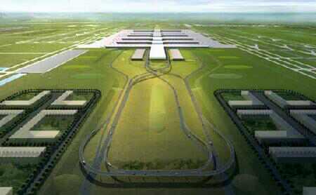 北京:新机场年底开工 市区可办理登机手续