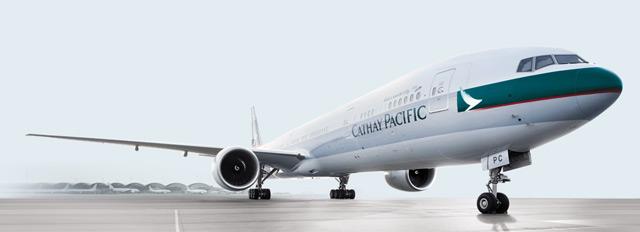 国泰航空:上半年亏损2.63亿港元 燃油成本大
