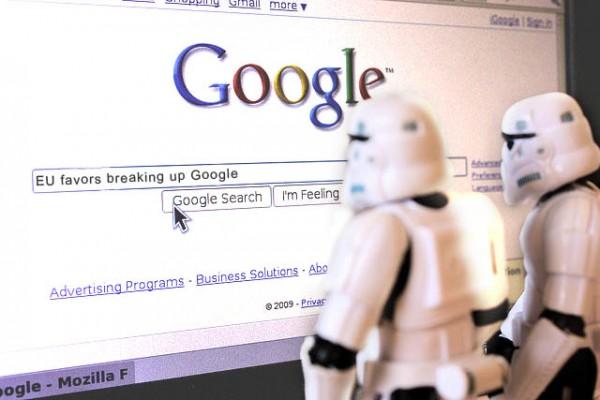 谷歌:遭欧洲议会拆分 遇美国队友暗中补刀