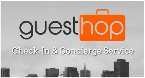 品橙黄页:短租礼宾和入住服务平台Guesthop