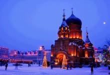 冬季旅游:两头热中间冷,三亚哈尔滨受宠