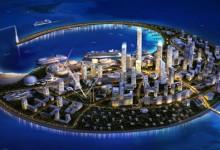 海口:填海造岛 建巨型邮轮母港及主题公园