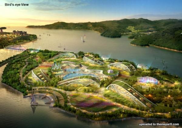 默林娱乐:在韩国开设第一个乐高主题公园