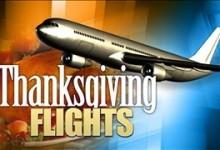 感恩节:受经济好转影响 美国航空出行大增