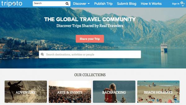 Tripoto:获40万美元融资打造数字旅行社区