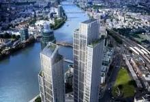 万达 One:伦敦将上市中国企业带动房产投资