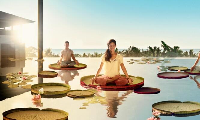 Club Med:66年历程概要, 三分天下的布局