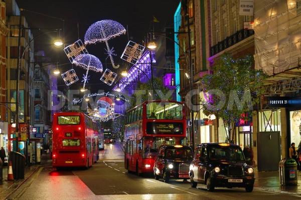 游客:引领英国圣诞购物潮 中国游客创之最