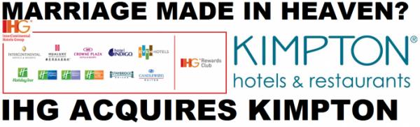 洲际酒店:将4.3亿美元收购精品酒店Kimpton