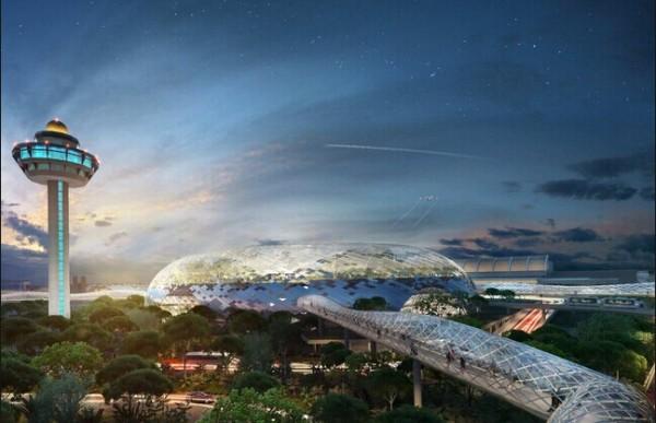 樟宜机场:推出Jewel高端品牌 全科技无盲区