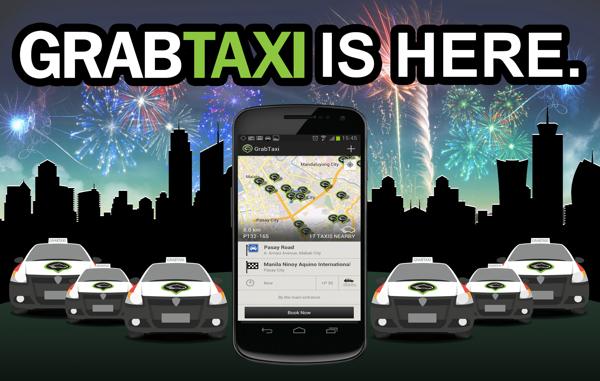 GrabTaxi:打车应用新获软银2.5亿美元融资