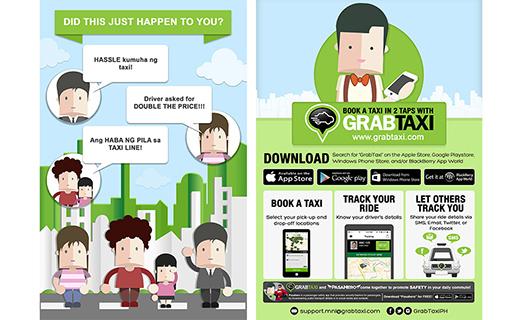 GrabTaxi:获老虎去哪儿6500万美元C轮融资