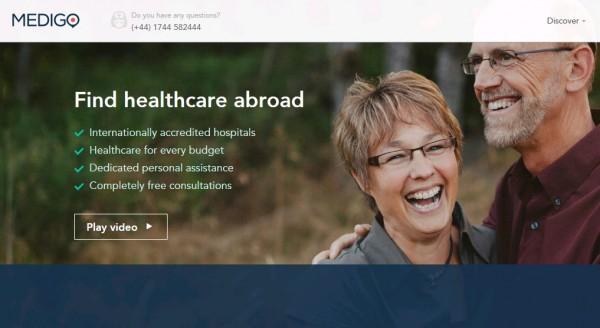 Medigo:跨境医疗旅游平台融资620万美元