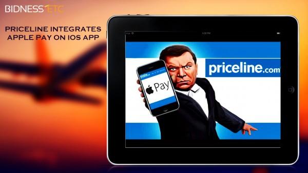 Priceline:首家在App中使用Apple Pay的OTA