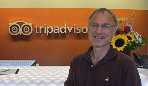 TripAdvisor:CEO自购股票 引发股价上涨8%