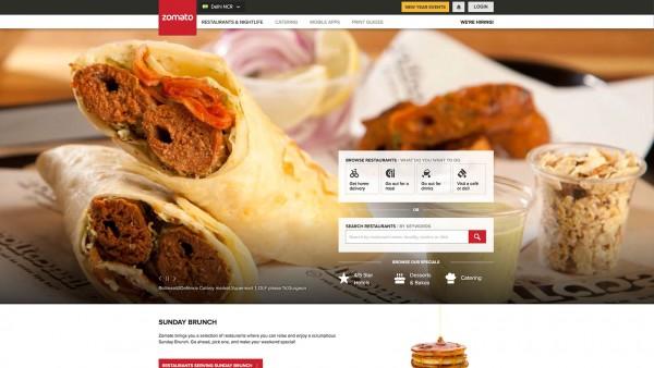 Zomato:收购餐厅预订平台Cipando 走向国际