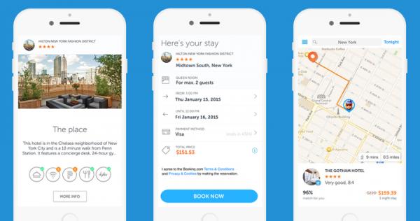 Booking Now:专为自发性游客设计的App下架