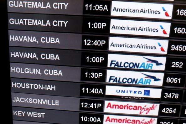 古巴航线:美国政策放松 航空公司跃跃欲试