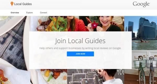 谷歌:推出Local Guides 锁定本地点评业务