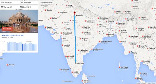 谷歌:目标印度市场 持续推动航班搜索产品