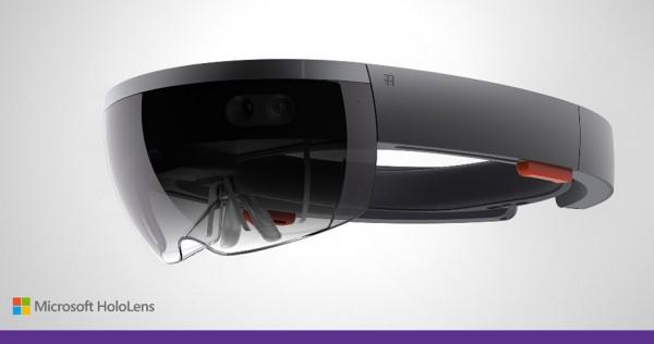 微软:Win10上线 全息眼镜HoloLens挑战传统