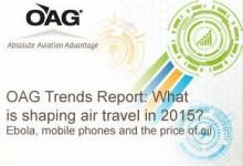 OAG报告:2014准点率最高的航空公司和机场