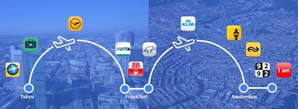 颠覆:One App无缝衔接全球旅游和交通服务