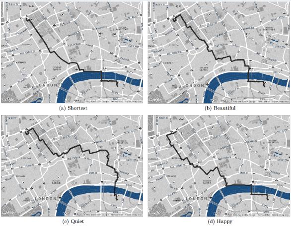 雅虎实验室:快乐地图为导航带来不同体验