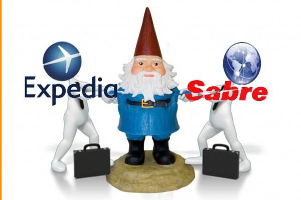 Expedia:或将从Sabre手中收购Travelocity