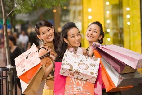 境外消费:中国已经连续第5个月出现下跌