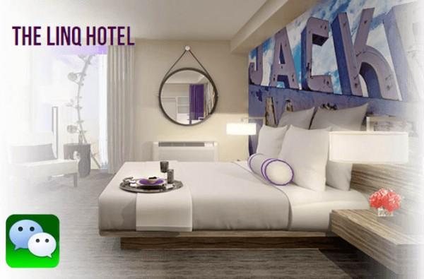 凯撒娱乐:上线世界首家微信控制的智能酒店