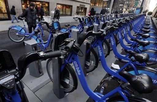 自行车分享:Alta改名Motivate 盼业务扩展
