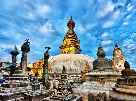 尼泊尔:今年前8个月中国游客同比增长45%