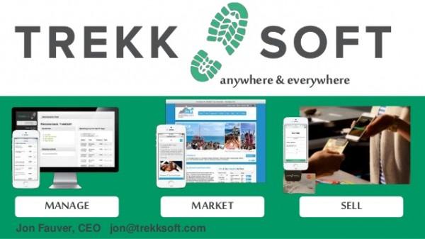 Trekksoft:线路和活动类工具平台融资110万